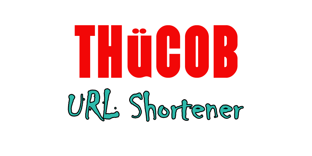 THÜCOB URL Shortener